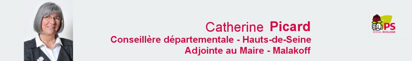 Le blog de Catherine Picard - Conseillère départementale